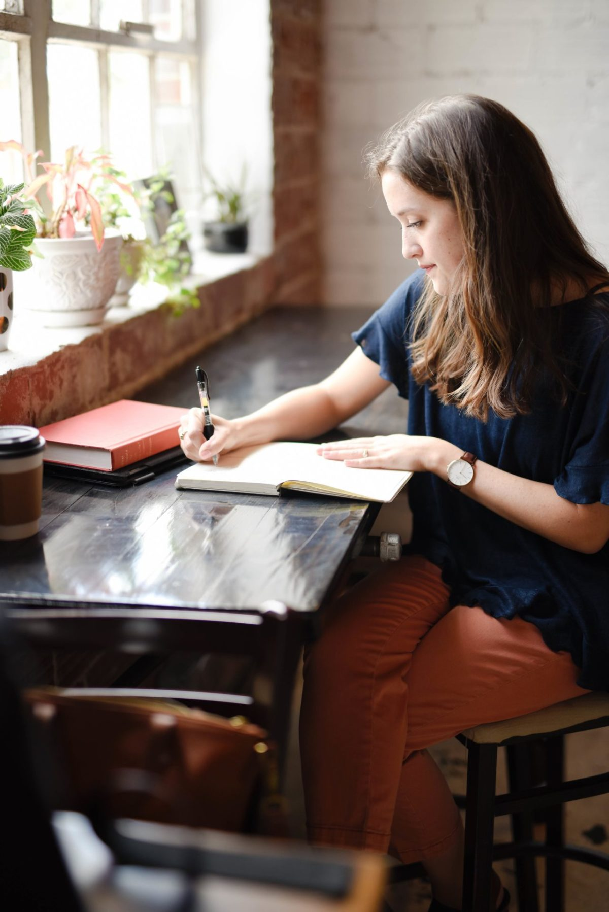 writer's block tips: create a consistent writing habit